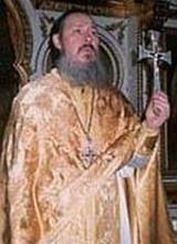 Протоиерей Валерий Захаров