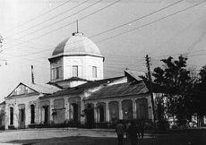 Введенская церковь в Астрахани